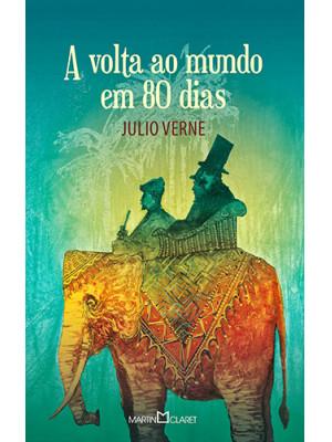 A Volta ao Mundo em 80 Dias - Edição de Bolso (Júlio Verne)
