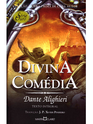 Divina Comédia - Edição de Bolso (Dante Alighieri)