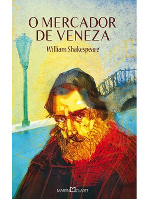 O Mercador de Veneza - Edição de Bolso (William Shakespeare)