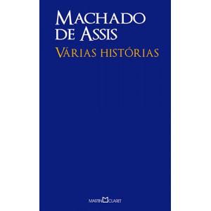 Várias Histórias - Edição de Bolso (Machado de Assis)