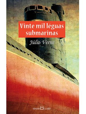 Vinte Mil Léguas Submarinas - Edição de Bolso (Júlio Verne)