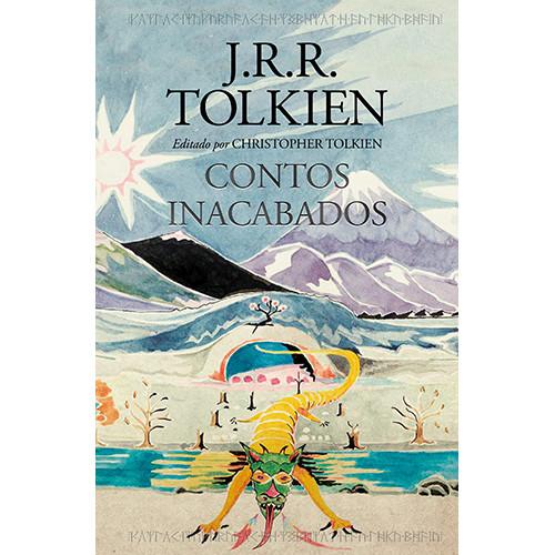 Contos Inacabados - Capa Dura (J. R. R. Tolkien)