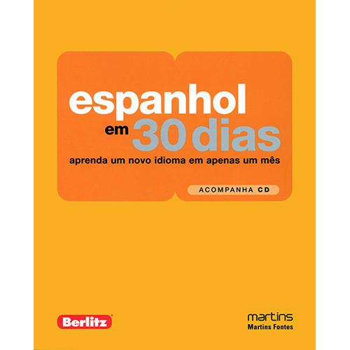 Espanhol em 30 Dias (Charles Berlitz)