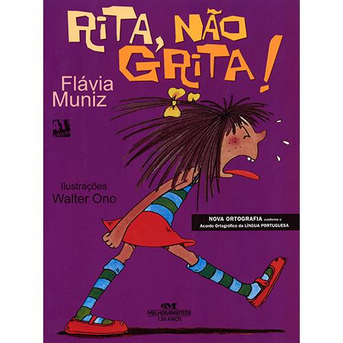 Rita, Não Grita! (Flávia Muniz)