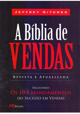 A Bíblia de Vendas (Jeffrey Gitomer)