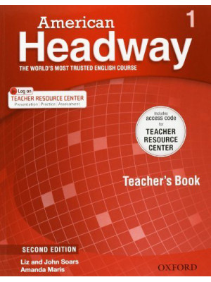 American Headway Level 1 - Second Edition - Teacher's Book (John Soars / Liz Soars)