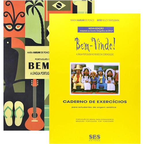 Bem-Vindo! A Língua Portuguesa no Mundo da Comunicação - Livro do Aluno + Atividades