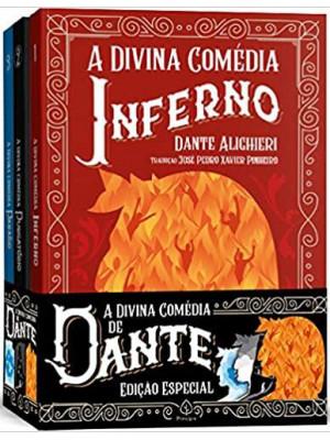 Combo A Divina Comédia (Dante Alighieri)