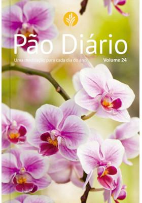 Devocional Pão Diário - Vol. 24: Flores