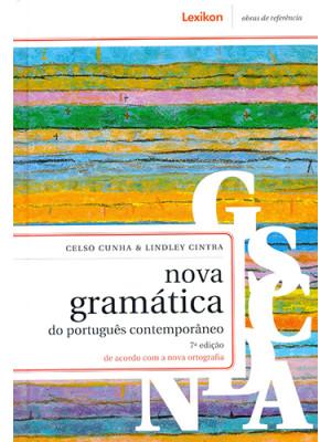 Nova Gramática do Português Contemporâneo (Celso Cunha / Lindley Cintra)