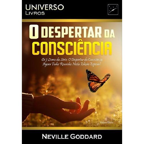 O Despertar da Consciência - Capa Dura (Neville Goddard)