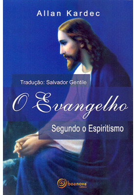 O Evangelho Segundo O Espiritismo – Brochura (Allan Kardec / Salvador Gentile)