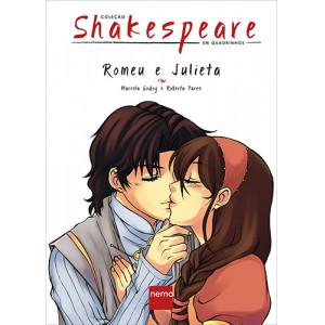 Romeu e Julieta em Quadrinhos (William Shakespeare)