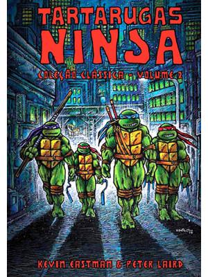 Tartarugas Ninja - Coleção Clássica: Vol. 2