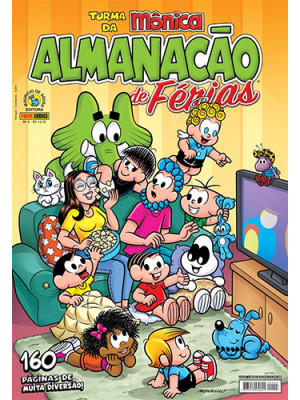 Almanacão de Férias Turma da Mônica - No. 3