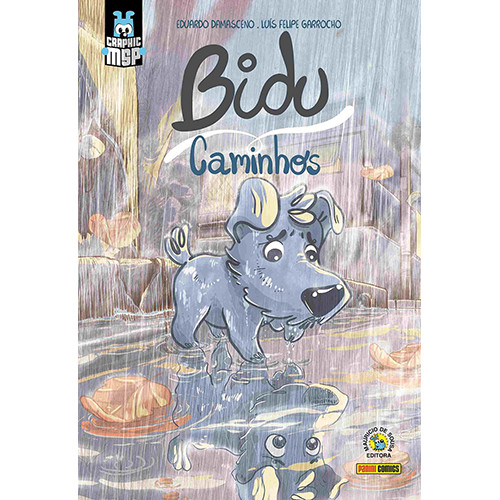 Bidu: Caminhos (Eduardo Damasceno / Luís Felipe Garrocho)
