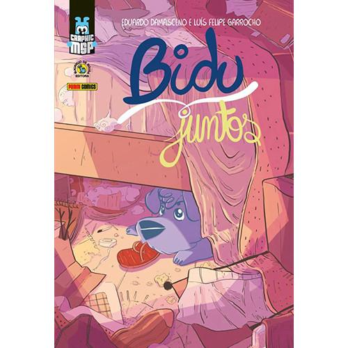 Bidu: Juntos (Eduardo Damasceno / Luís Felipe Garrocho)