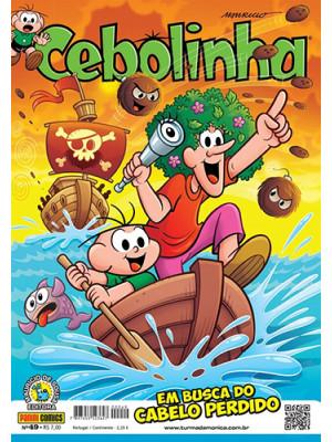 Cebolinha - No. 49: Em Busca do Cabelo Perdido