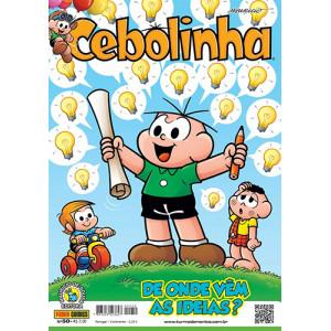 Cebolinha - No. 50: De Onde Vêm As Ideias?