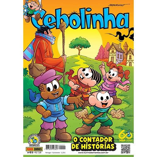 Cebolinha - No. 51: O Contador de Histórias