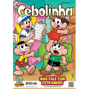 Cebolinha - No. 52: Não Fale Com Estranhos