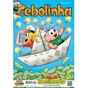 Cebolinha - No. 57: Haja Imaginação