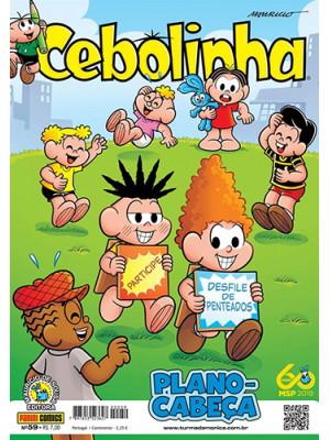 Cebolinha - No. 59: Plano-Cabeça