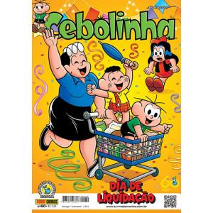 Cebolinha - No. 60: Dia de Liquidação