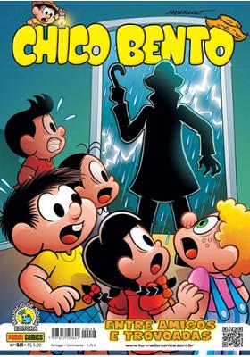 Chico Bento - No. 48: Entre Amigos e Trovoadas