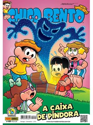Chico Bento - No. 49: A Caixa de Pindora