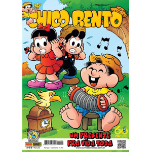 Chico Bento - No. 51: Um Presente Pra Vida Toda