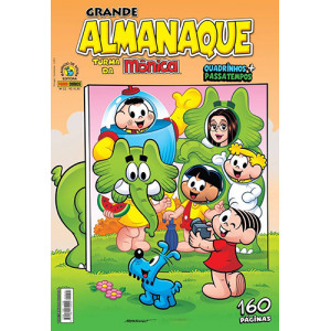 Grande Almanaque Turma da Mônica - No. 22