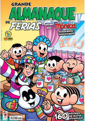 Grande Almanaque de Férias Turma da Mônica - No. 23