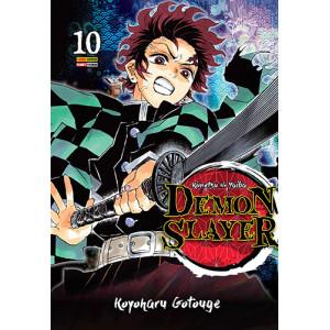 Kimetsu No Yaiba - Vol. 10 (Koyoharu Gotouge)