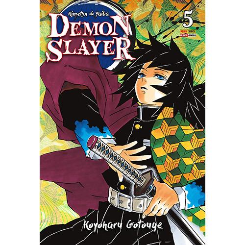 Kimetsu No Yaiba - Vol. 5 (Koyoharu Gotouge)