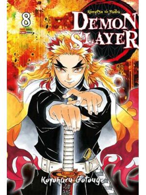 Kimetsu No Yaiba - Vol. 8 (Koyoharu Gotouge)