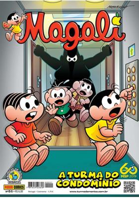 Magali - No. 51: A Turma do Condomínio