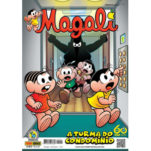 Magali - No. 51: A Turma do Condomínio