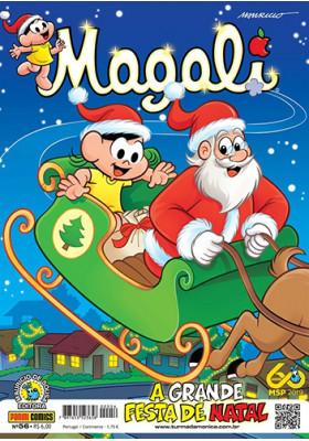 Magali - No. 56: A Grande Festa de Natal
