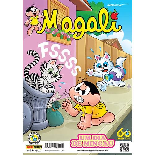 Magali - No. 57: Um Dia de Mingau