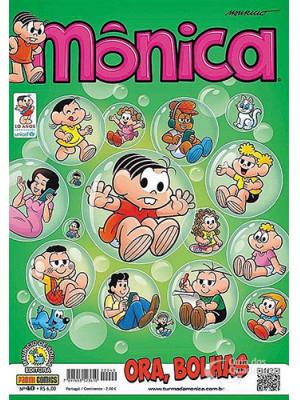 Mônica - No. 40: Ora, Bolhas