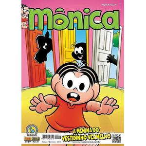 Mônica - No. 47: A Menina do Vestidinho Vermelho