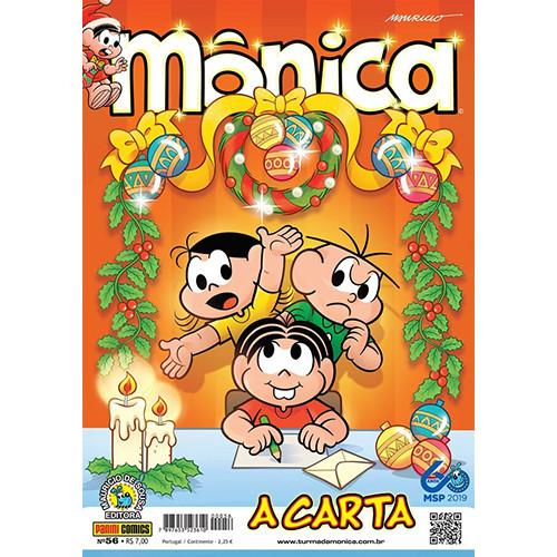 Mônica - No. 56: A Carta