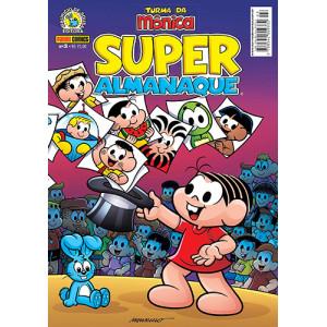 Super Almanaque da Turma da Mônica - Vol. 3