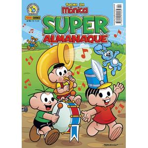 Super Almanaque da Turma da Mônica - Vol. 4