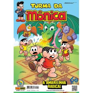 Turma da Mônica - No. 57: A Amarelinha Radical