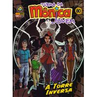 Turma da Mônica Jovem - Série 1 - No. 90, 91 e 92: A Torre Inversa - Parte 1, 2 e 3