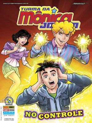 Turma da Mônica Jovem – Série 2 - No. 22: No Controle