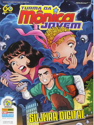 Turma da Mônica Jovem – Série 2 - No. 32: Sujeira Digital