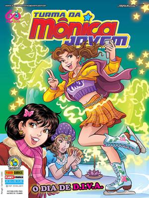 Turma da Mônica Jovem – Série 2 - No. 33: O Dia de D.I.V.A